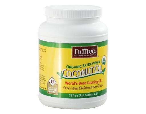 Boxed Coconut Oil