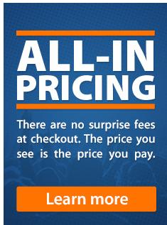 Stub Hub All-In Pricing